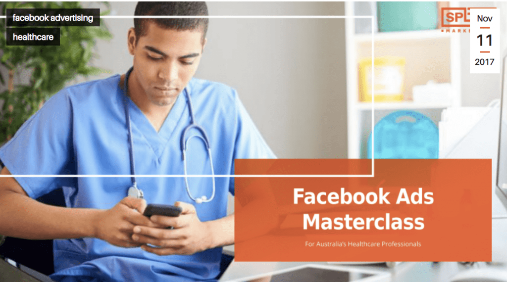 Facebook Ads Masterclass for Healthcare Professionals