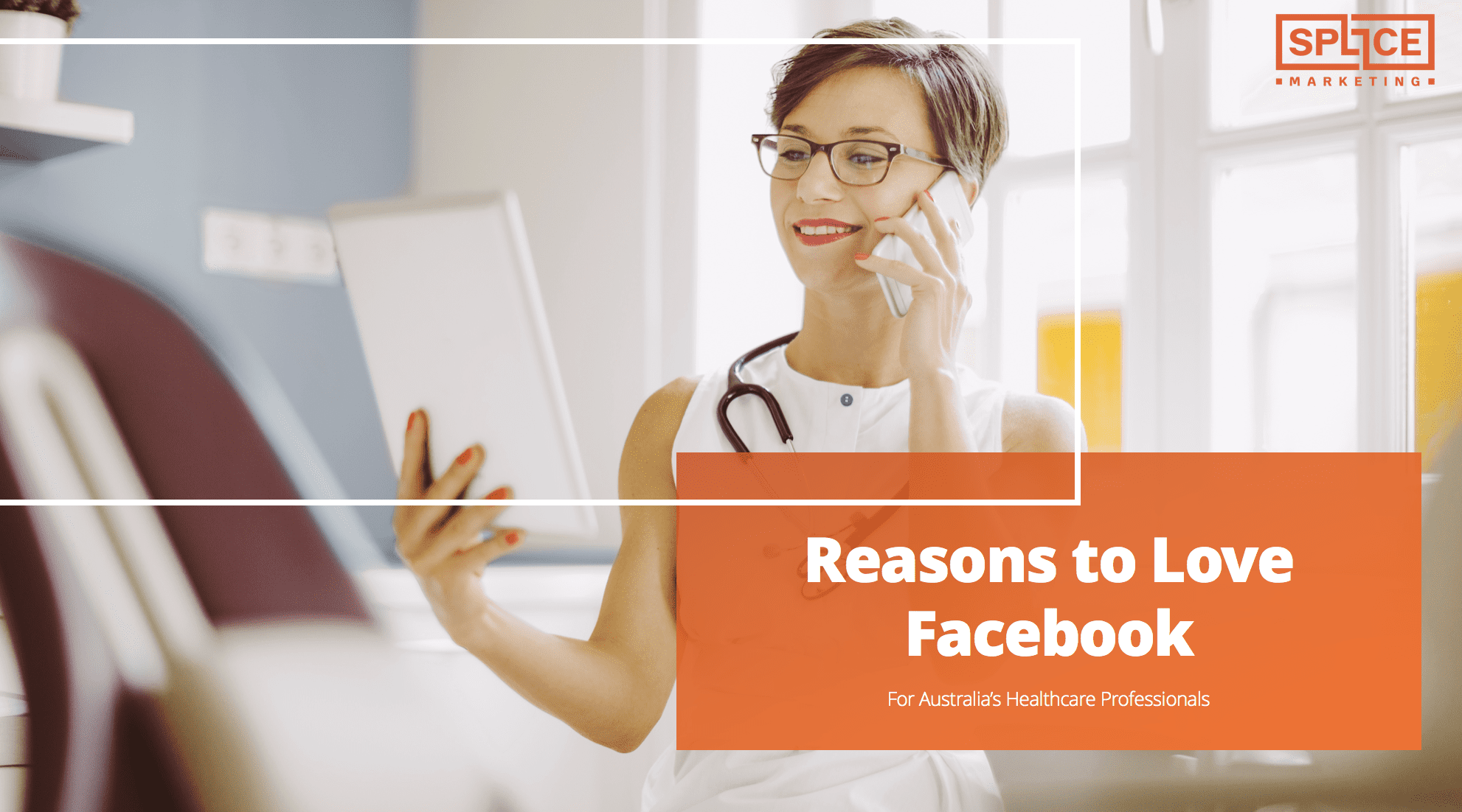 Reasons Healthcare Professionals Should Love Facebook