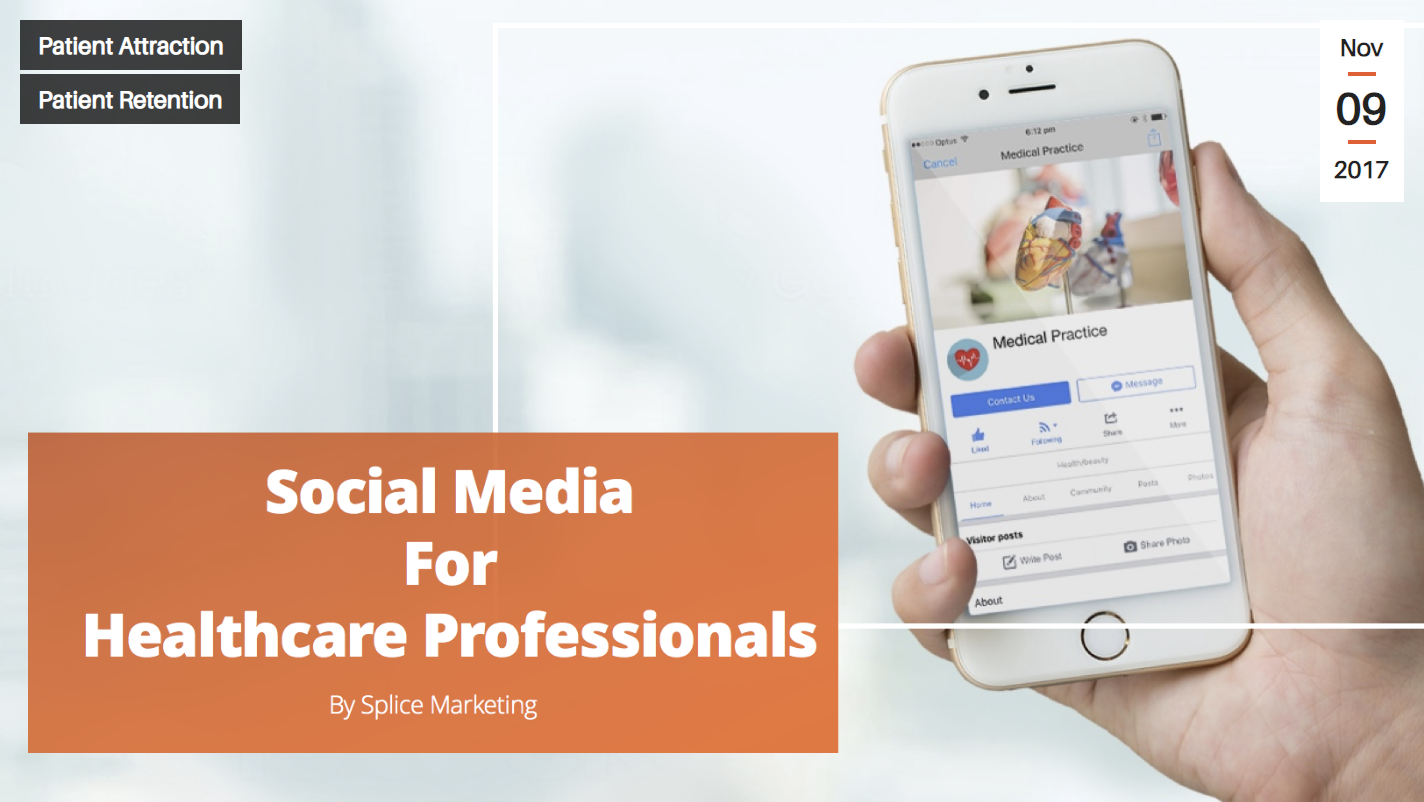 Social Media for Healthcare professionals
