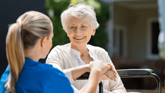 Benefits Of In-Home Aged Care