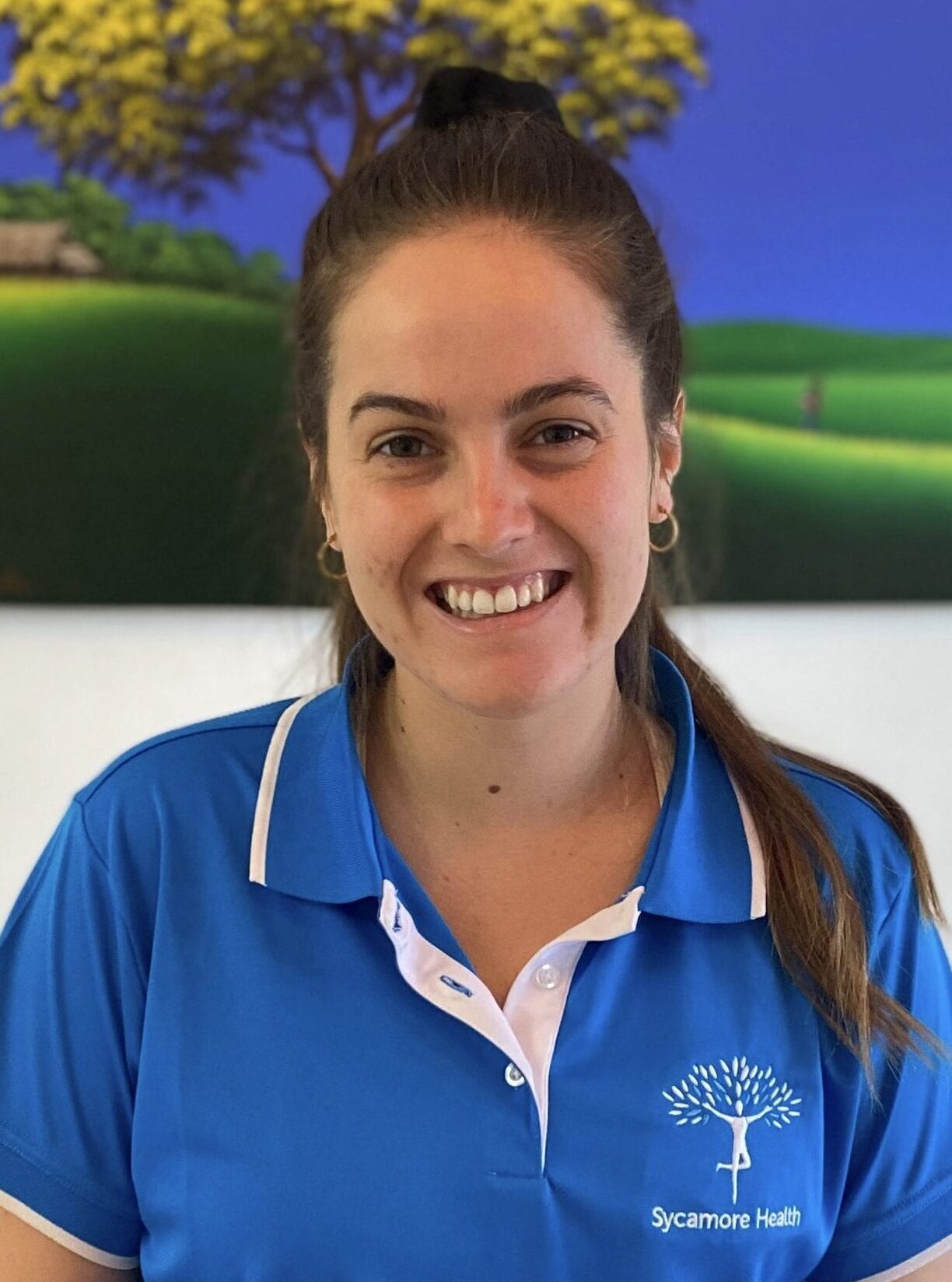 Exercise Physiologist Abby Kissick
